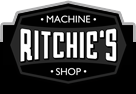 Ritchie's Machine Shop Logo